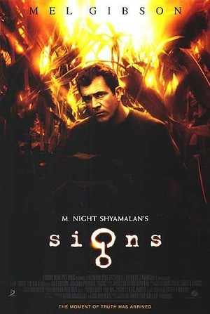 Signs (2002) Poster