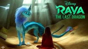 Sisu and Raya || Raya and the Last Dragon