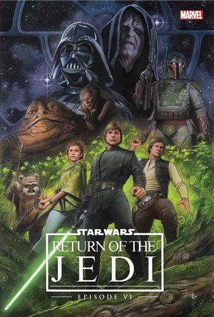 তারকা Wars: Return of the Jedi - Episode VI