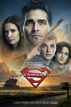 Superman and Lois || Promotional Poster