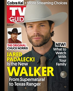 TVGuide Magazine - Walker