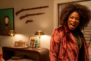 The Equalizer - Behind the Scenes - Lorraine Toussaint