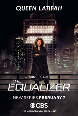 The Equalizer - Season 1 Poster