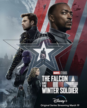 The فالکن and the Winter Soldier || Official Poster