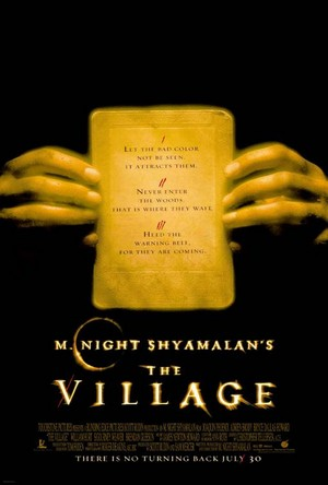 The Village (2004) Poster