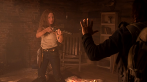 The Walking Dead: First Look at Lynn Collins as Leah