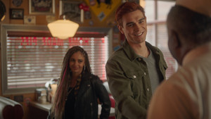 Veronica Lodge, Toni Topaz and Archie Andrews | Riverdale 5x04   5x05