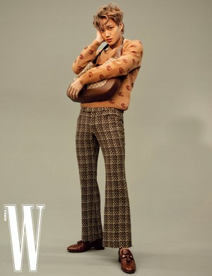W Korea January 2021 issue with KAI