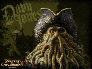 Walt Disney Live-Action Posters - Pirates of The Caribbean: Davy Jones