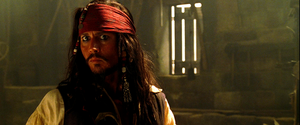 Walt 迪士尼 Live-Action Screencaps - Captain Jack Sparrow