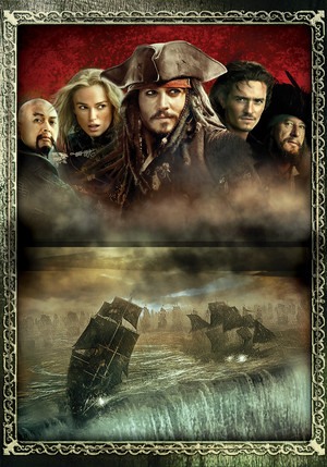 Walt 迪士尼 Posters - Pirates of the Caribbean: At World's End