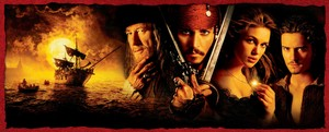 Walt 迪士尼 Posters - Pirates of the Caribbean: The Curse of the Black Pearl