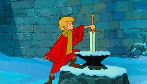 Walt Disney Screencaps - Arthur Pendragon