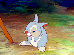 Walt Disney Screencaps - Bambi & Thumper