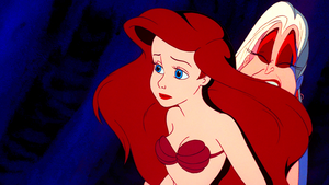 Walt Disney Screencaps - Princess Ariel & Ursula