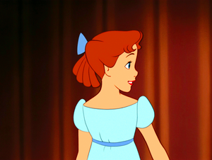 Walt disney Screencaps - Wendy Darling
