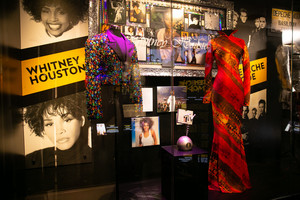 Whitney Houston Exhibit Rock And Roll Hall Of Fame