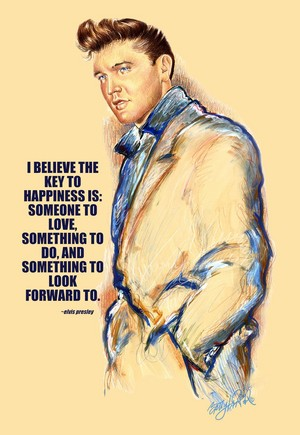 Quote From Elvis Presley