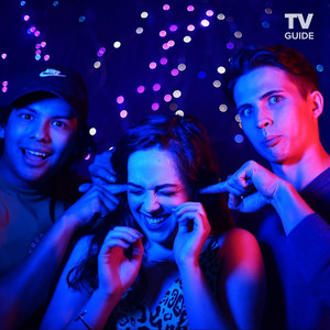 Xolo Maridueña, Mary Mouser and Tanner Buchanan - San Diego Comic-Con Portrait - 2019