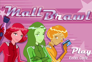 Ye Olde CN Games - Totally Spïes!: Mall Brawl