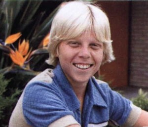 Young dexter Holland