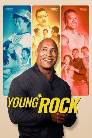 Young Rock || Promotional Poster