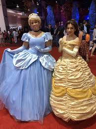 Disney Princesses Disney 23 Expo