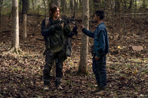 10x17 ~ Home Sweet Home ~ Daryl and Kelly