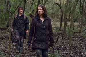 10x17 ~ Home Sweet Home ~ Daryl and Maggie