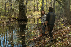 10x18 ~ Find Me ~ Leah and Daryl