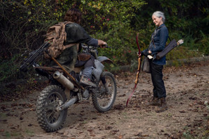 10x18 ~ Find Me ~ Carol and Daryl