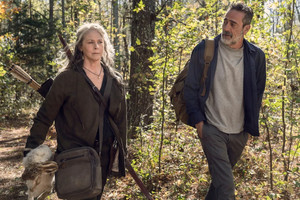 10x22 ~ Here's Negan ~ Carol and Negan