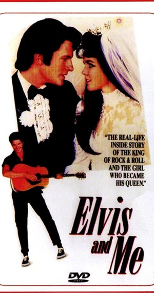 1988 Two-Part Mini-Series, Elvis And Me, DVD