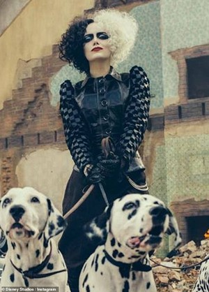 2021 disney Film, Cruella