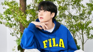 2021 FILA SPRING Collection | SUGA