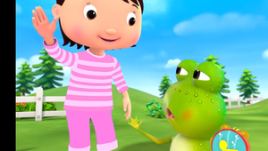 5 Lïttle Speckled Frogs | Lïttle Baby Bum - Brand New Nursery Rhymes For Kïds