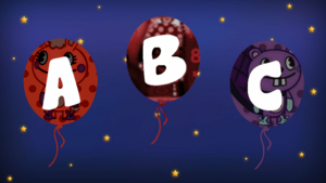 ABC Songs For Chïldren | ABC Balloon Song