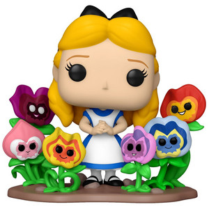 Alice in Wonderland 70th Anniversary - Funko Pop! Vinyl Figure - Alice and flores