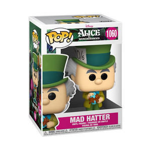 Alice in Wonderland 70th Anniversary - Funko Pop! Vinyl Figure - Mad Hatter