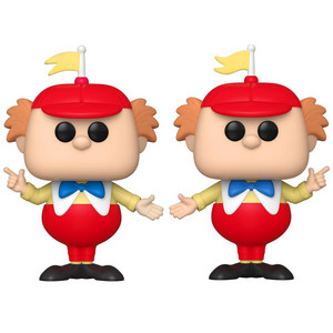 Alice in Wonderland 70th Anniversary - Funko Pop! Vinyl Figure - Tweedle Dee and Tweedle Dum