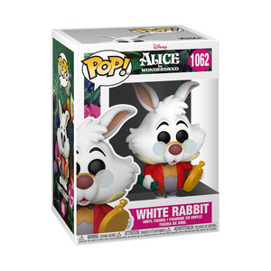 Alice in Wonderland 70th Anniversary - Funko Pop! Vinyl Figure - White Rabbit