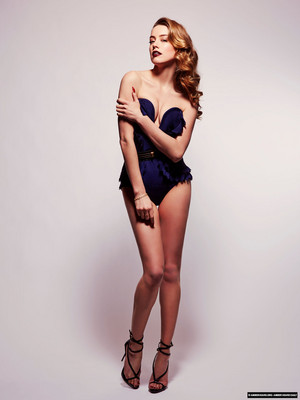 Amber Heard - Esquire Mexico Photoshoot - 2014