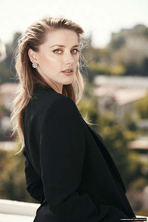 Amber Heard - GQ Australia Photoshoot - 2017