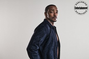 Anthony Mackie || Entertainment Weekly || March 2021