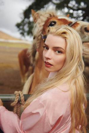 Anya Taylor-Joy - Vanity Fair Photoshoot - 2021