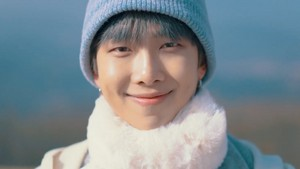 BTS 2021 WINTER PACKAGE picha | RM
