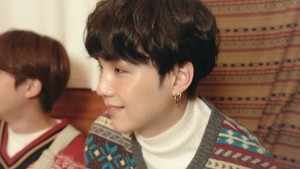 BTS 2021 WINTER PACKAGE PHOTOS | SUGA