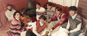 BTS 2021 WINTER PACKAGE фото