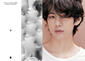 防弾少年団 MAP OF THE SOUL ON:E CONCEPT PHOTOBOOK プレビュー cuts ROUTE VER. [EGO]