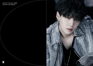 防弾少年団 MAP OF THE SOUL ON:E CONCEPT PHOTOBOOK プレビュー cuts ROUTE VER. [YOUTH]
